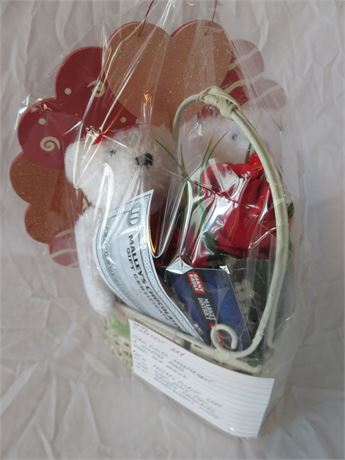 Sweetest Day Gift Basket