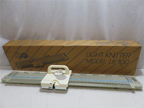 SILVER REED LK100 Light Knitter
