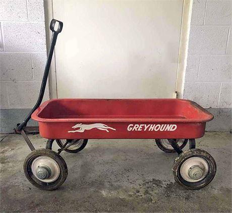 Vintage Greyhound Wagon