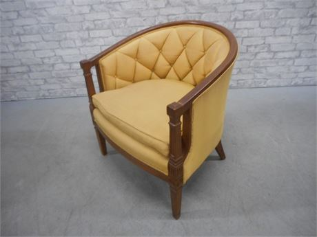 CUSTOM BUILT NATIONAL FURNITURE WAREHOUSE - CLEVELAND UPHOLSTERED CHAIR