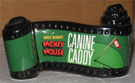 1999 Canine Caddy Opening Title Scroll