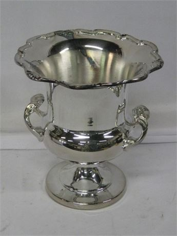 F. B. ROGERS SILVER-PLATE CHAMPAGNE/WINE BUCKET