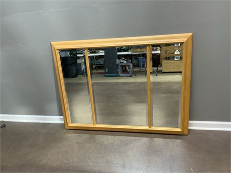 3-Panel Wall Mirror