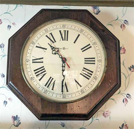Howard Miller Wall Clock