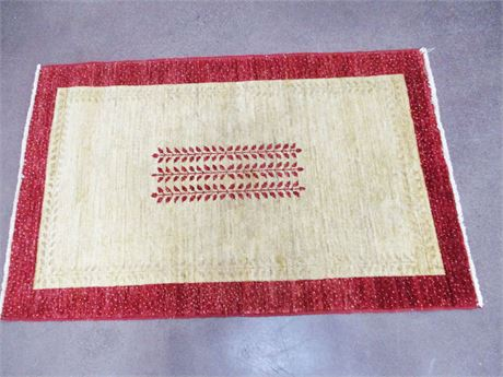 VERY PRETTY THROW RUG