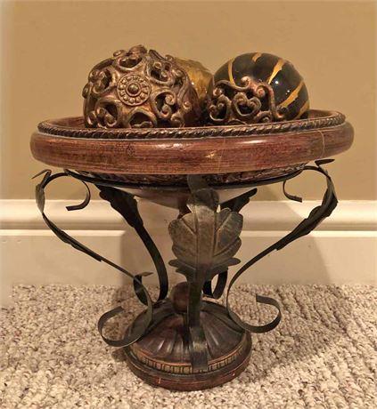 Decorative Display Bowl