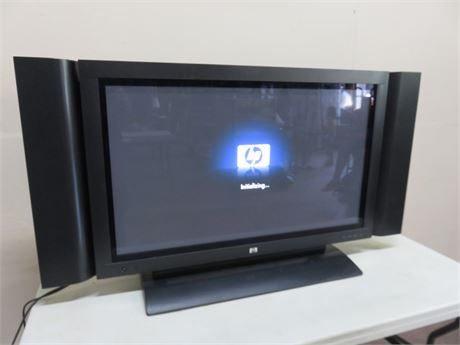 HP 42-inch High Definition Plasma TV