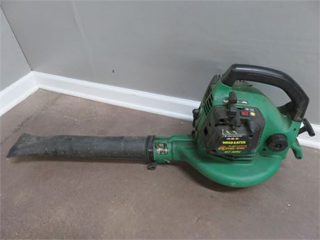 WEEDEATER 2-Cycle Blower Vac
