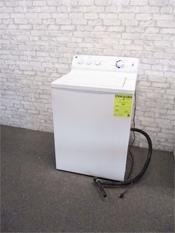 GENERAL ELECTRIC WASHER MODEL GHWN4250D
