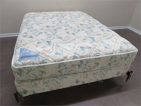 "ORIGINAL MATTRESS FACTORY ""Devita"" Queen Bed"