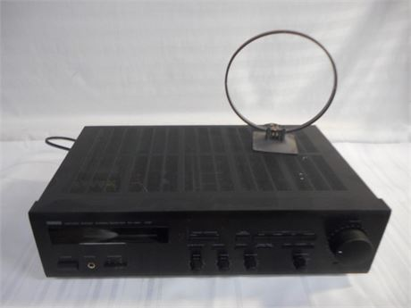 YAMAHA NATURAL SOUND RX-360 STEREO RECEIVER