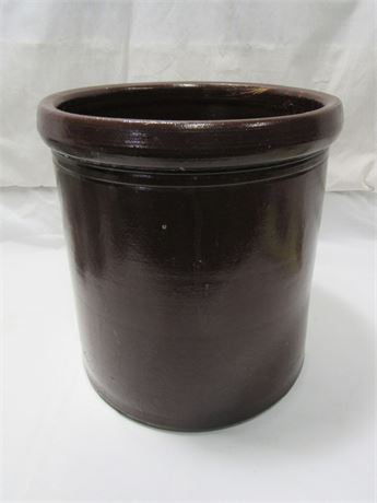 Vintage Brown Crock