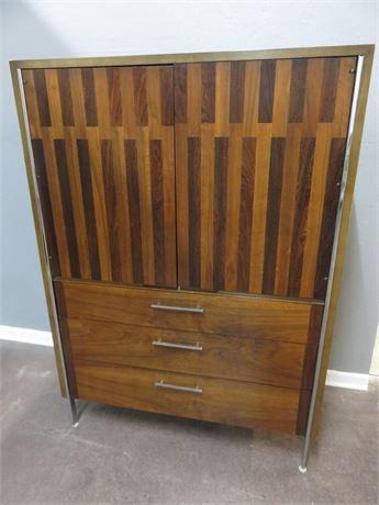 "LANE FURNITURE ""Vibrato"" Mid-Century Gentleman's Chest"