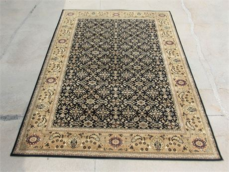 Nice Large Oriental/Asian Rug with pad/backing
