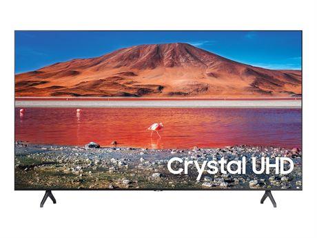 "Samsung 43"" Class TU7000 Crystal UHD 4K Smart TV (2020), NIB"