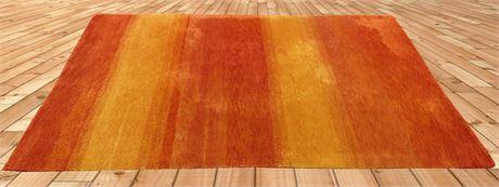 ARHAUS 6X9 Sunset Rug 100% Wool