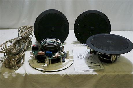 JBL's ceiling speakers