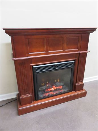 TWIN STAR Electric Fireplace
