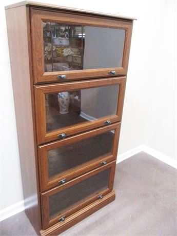 BARRISTER-STYLE BOOKCASE