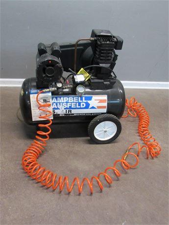 Nice Campbell Hausfeld 20 Gallon 4.5HP Air Compressor