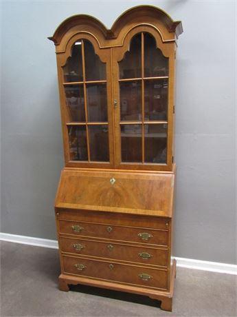 Gorgeous Henredon Folio 10 Secretary Desk