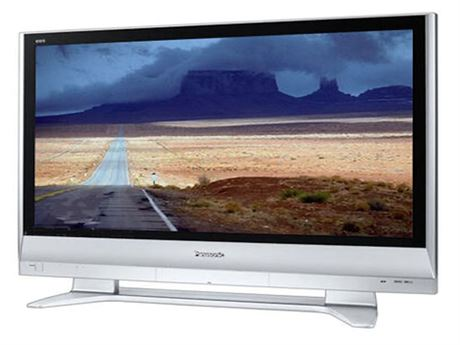 "PANASONIC TH-42PX60U 42"" PLASMA HDTV WITH REMOTE"
