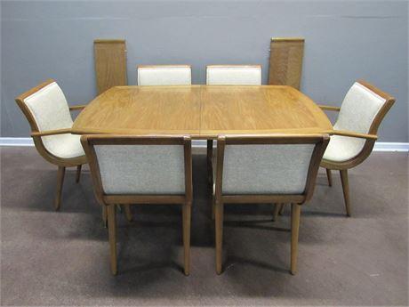 Jamestown Lounge Americana Casual Mid Century Modern Dining Set - Van der Molen