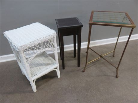 3 Accent Tables