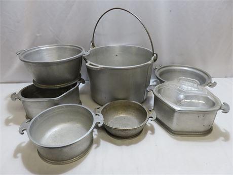 Vintage GUARDIAN SERVICE Cast Aluminum Cookware Lot