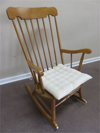 Maple Rocking Chair