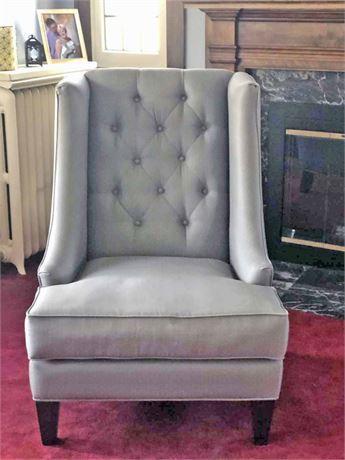 Johnathan Luis Tufted Arm Chair