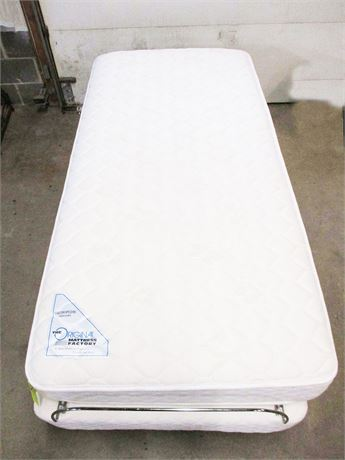 TWIN ADJUSTABLE BED BY ORIGINAL MATTRESS FACTORY