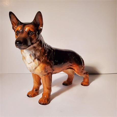 Goebel German Shepard Figurine