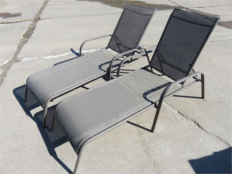 Patio Chaise Loungers