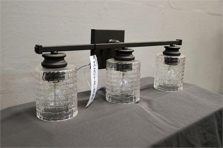 Brand NEWKichler 3 bulb Vanity Wall Mount