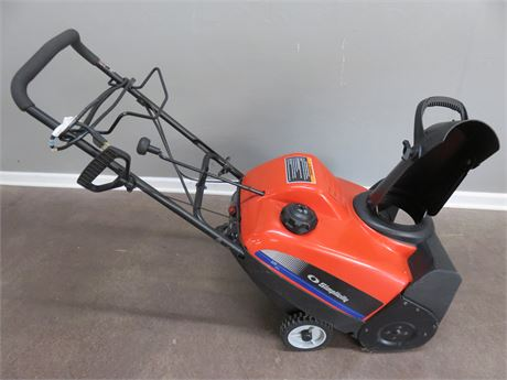 SIMPLICITY 520 Single Stage Snowthrower