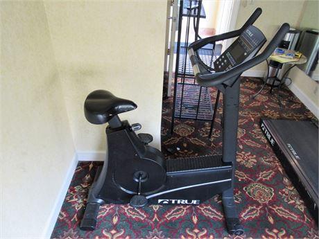 TRUE 750 U Stationary Exercise Bike - Commercial/Gym Quality