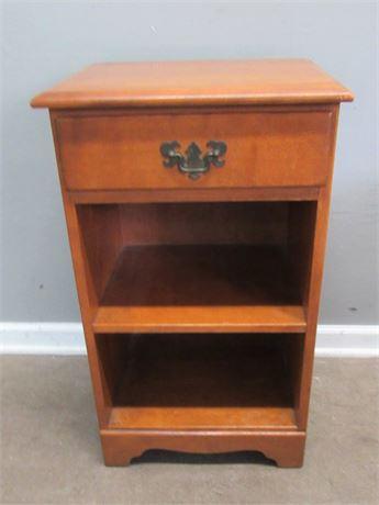 Vintage Baumritter Maple Nightstand