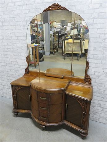 Antique Victorian Vanity
