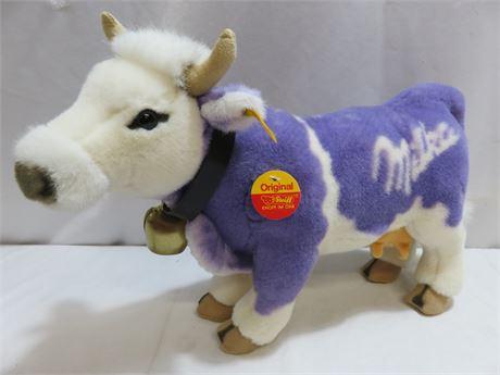 Original STEIFF Plush Milka Cow