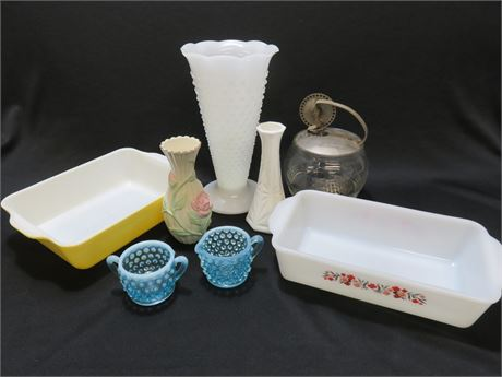 Vintage Glassware - Pyrex/Fire-King and More!