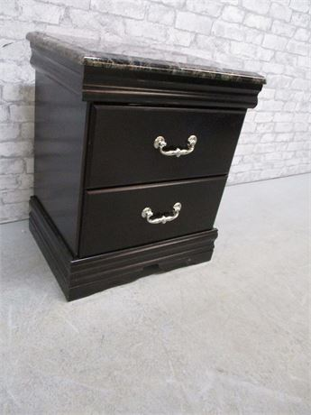 2-DRAWER ASHLEY FURNITURE NIGHT STAND