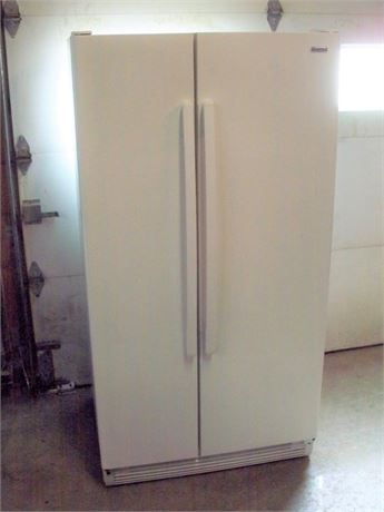 KENMORE SIDE BY SIDE REFRIGERATOR FREEZER