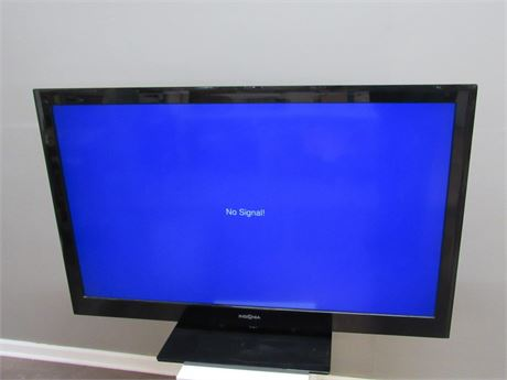 """Insignia 55"""" Flat Panel LCD TV with Remote"""