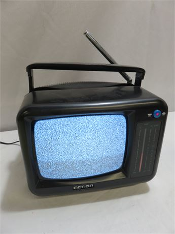 ACTION 5-inch Portable Television