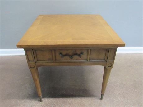 Vintage American of Martinsville End Table