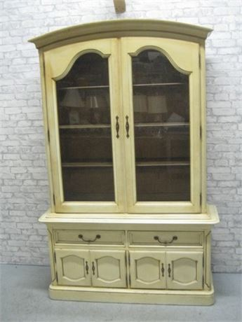 THOMASVILLE CHATEAU CHINA HUTCH