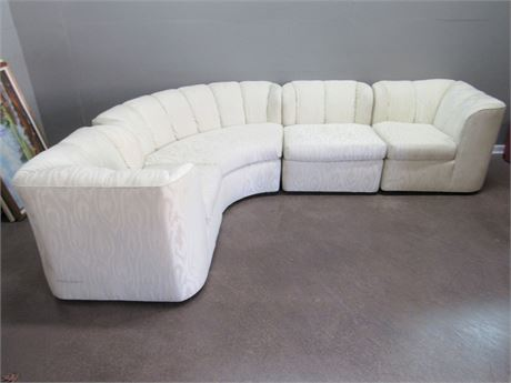 4 Piece Sherrill Sectional