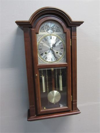 Waltham Wall Mount 31 Day Clock with Chime