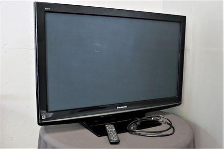"""Panasonic TC-P42S1,  42"""" VIERA® S1 Series 1080p plasma HDTV"""